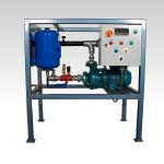Water cooling pump module for 350kW system, single pump