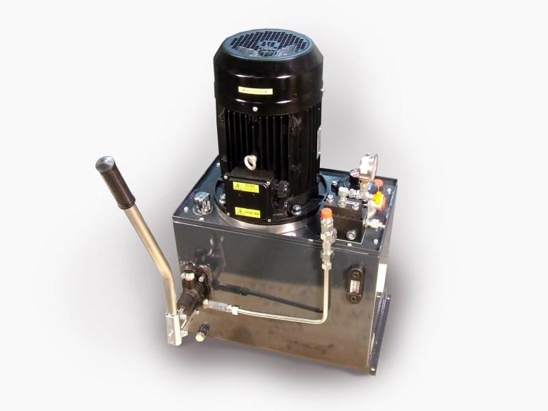 1.1 Kw Hydraulic power pack