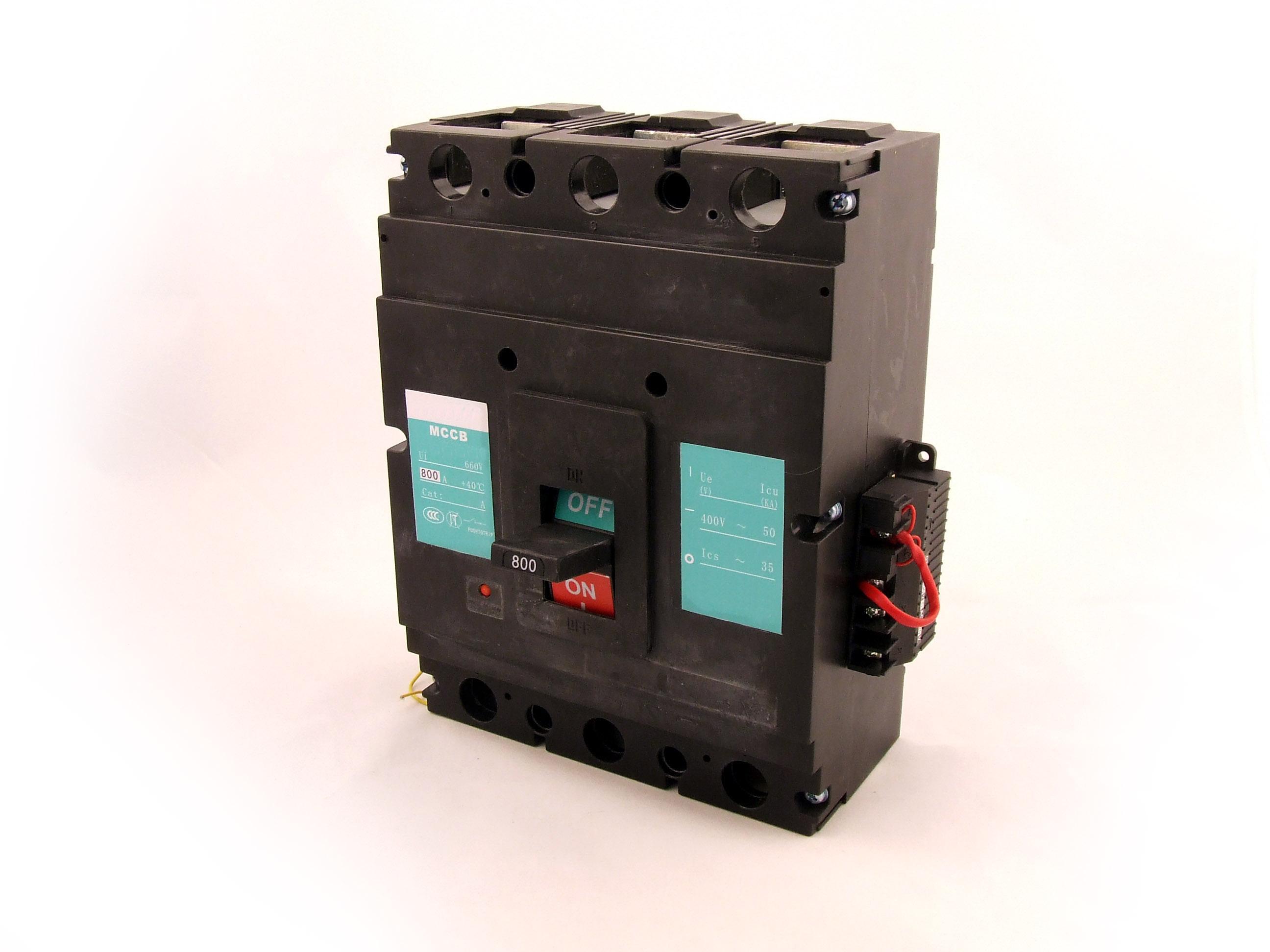 Circuit Breaker 800A
