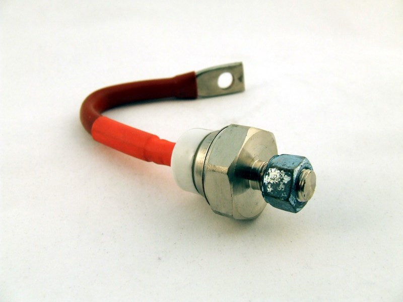 Snubber diode
