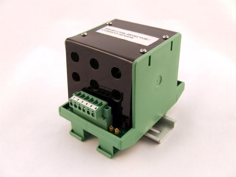Short coil detector/Current sensor Module