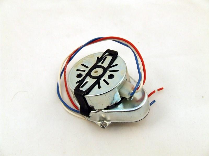 Motorised change over switch for Ground Leak Detection Unit (Synchronised motor)