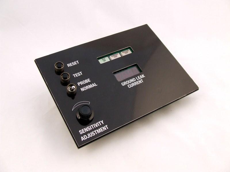 Earth Leak Detection Monitor