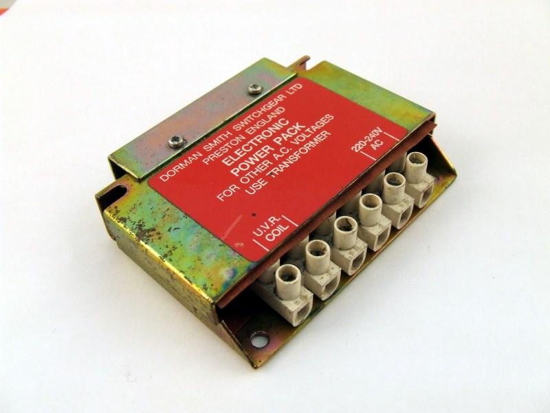 UVR module