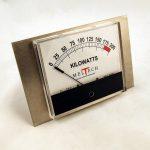 kW meter