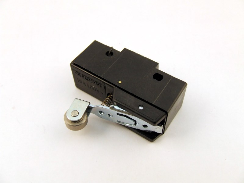 Door Switch for Capacitor adjusting selector switches compartment